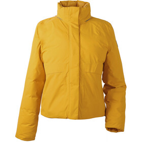 Didriksons 1913 Kim Jacket Women oat yellow